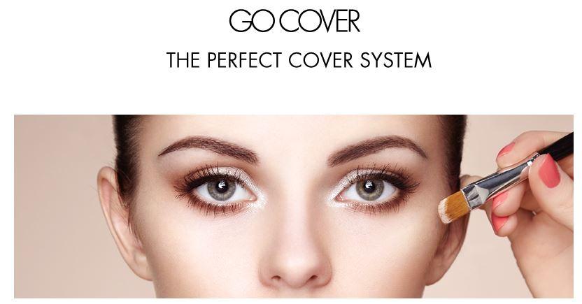 Kết quả hình ảnh cho Go Cover HD Powder Pact